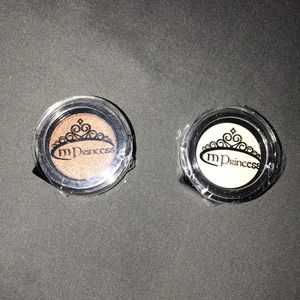 MPrincess eyeshadow bundle NWT